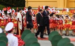 Nhật Bản cung cấp tàu tuần tra biển đóng mới cho Việt Nam
