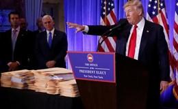 """Trung Quốc cảnh báo sẵn sàng """"so găng"""" nếu ông Trump ủng hộ Đài Loan"""