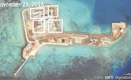 Philippines phản đối Trung Quốc lắp đặt vũ khí trên đảo nhân tạo