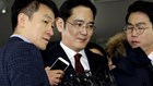 Lãnh đạo Samsung dự phiên tòa quyết định về việc bắt giữ