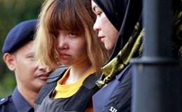 Đại diện ngoại giao Việt Nam đến tòa để bảo vệ quyền lợi cho Đoàn Thị Hương