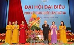 Ghi nhận vai trò và đóng góp xứng đáng của phụ nữ Việt Nam
