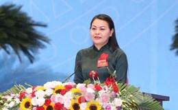 Bà Nguyễn Thị Thu Hà tái đắc cử Chủ tịch Hội Liên hiệp Phụ nữ Việt Nam