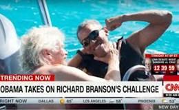 Ông Obama sống sung sướng sau khi rời Nhà Trắng