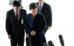 Cựu Tổng thống Park Geun-hye xin lỗi nhân dân Hàn Quốc
