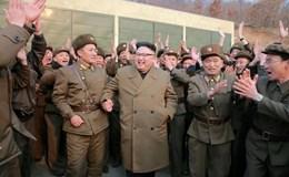 Triều Tiên sẵn sàng đối đầu với Mỹ bằng chương trình hạt nhân