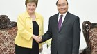 WB muốn giúp Việt Nam chống chịu các cú sốc kinh tế