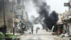 Liên quân của Mỹ ném bom chết hàng chục dân thường Syria