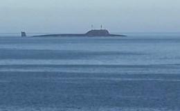 Nga hạ thủy tàu ngầm hạt nhân mạnh nhất