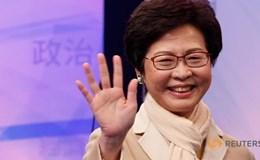 Bà Lâm Trịnh Nguyệt Nga được bầu là nữ Đặc khu trưởng đầu tiên ở Hong Kong