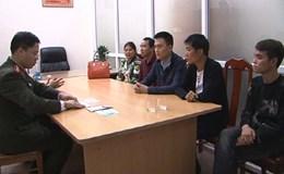 4 người Trung Quốc bị xử phạt về hành vi nhập cảnh trái phép
