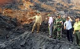"""Quảng Ninh ngăn chặn việc """"núp bóng"""" dự án để khai thác than"""