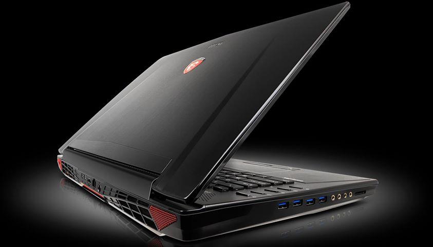 """Laptop MSI GT72 Dominator Pro: Thiết kế hầm hố, sức mạnh khủng, chơi game cực """"đã"""""""