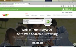 Công cụ Web of Trust không còn an toàn, người dùng nên gỡ bỏ.