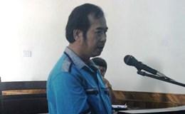 Sang Viêng Chăn mua 4 bánh heroin giấu trong xe giường nằm về Hà Nội