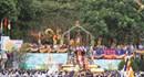 Hàng nghìn người rước Bồ tát Quán Thế Âm 2017