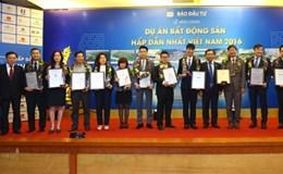 """15 dự án bất động sản được bầu chọn """"hot"""" nhất Việt Nam"""