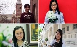 Điểm danh những nữ sinh Việt nhận học bổng tiền tỷ của Havard