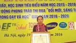 Nữ nhà giáo đam mê sáng tạo  phương pháp dạy học bằng công nghệ