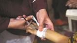 Báo động tình trạng trẻ nhiễm HIV