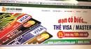 Tràn lan dịch vụ rút tiền từ thẻ tín dụng