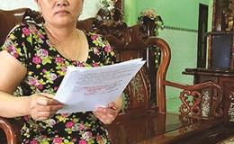 Chủ tịch huyện ban hành quyết định trái pháp luật