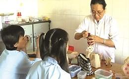 Mẹ nhân ái của những bệnh nhân HIV