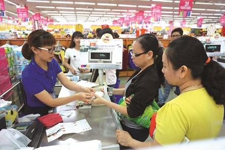Hệ thống siêu thị Co.opmart: Kỷ niệm 21 năm gắn kết sản xuất và tiêu dùng trong nước - ảnh 1