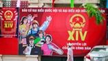 """Phố phường ngập sắc cờ hoa trước """"Ngày hội toàn dân"""""""