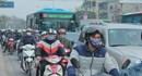 Hết Tết, giao thông ùn tắc tại các cửa ngõ vào thủ đô