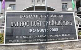 ĐH Luật TP Hồ Chí Minh: Chỉ kỷ luật cảnh cáo sinh viên photo 8 cuốn giáo trình