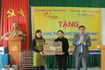 Trao hơn 50 triệu đồng tới trường mầm non Nghĩa Thịnh (Nghĩa Hưng, Nam Định)