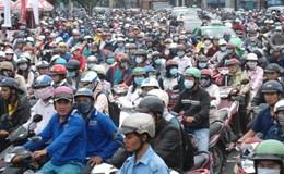 TPHCM kiến nghị nhiều giải pháp chống kẹt xe với Thủ tướng Nguyễn Xuân Phúc