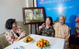 NSND Huỳnh Nga vui mừng đón nhận nhà mới hơn 2 tỷ