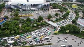 Đề xuất mở thêm cổng vào sân bay Tân Sơn Nhất để giảm kẹt xe