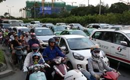 TPHCM lập dự án thu phí ôtô vào khu trung tâm để giảm kẹt xe