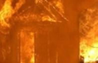 Giận vợ, đốt nhà nhạc phụ