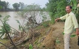 """Vụ cát """"tặc"""" hoành hành ở Quảng Nam: Tỉnh thừa nhận có tình trạng khai thác trái phép"""