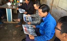 Sử dụng hiệu quả thông tin từ báo Lao Động