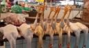 Trước dịch cúm H7N9: Gia cầm tiêu thụ giảm một nửa