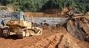 Vỡ hồ chứa bùn thiếc ở Nghệ An: Thiết kế xây kè bằng đá nhưng chỉ đắp bằng... đất?