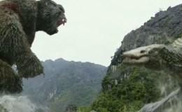 Kong vừa ra rạp đã bị quay trộm tung lên mạng