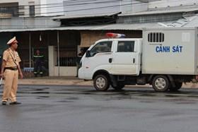 Hoàn thành việc thực nghiệm hiện trường vụ thảm sát ở Bình Phước