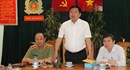 Ông Đinh La Thăng khen Công an quận 1 bắt gọn nhóm tội phạm nguy hiểm
