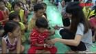Tết thiếu nhi ấm áp cho hàng trăm trẻ xa quê