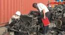 Hàng trăm động cơ ô tô cấm nhập bị phát hiện ở cảng Cát Lái