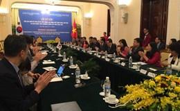 Hàn Quốc chính thức tiếp nhận hàng nghìn lao động Việt