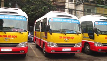 Xí nghiệp xe buýt Thăng Long Hà Nội tuyển 30 Nhân viên bán vé xe buýt