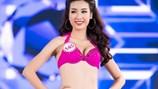 Cận cảnh đường cong nóng bỏng của tân Hoa hậu Việt Nam Đỗ Mỹ Linh