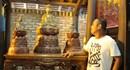 Khánh Hòa: Một người dân công bố bộ tượng Phật thời nhà Trần